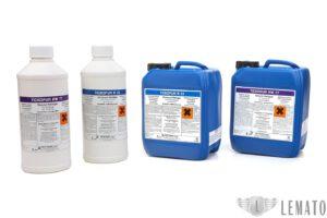 Ultrasoon Reinigings Vloeistoffen
