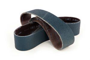 Schuurbanden Metaalbewerking (Blauw)