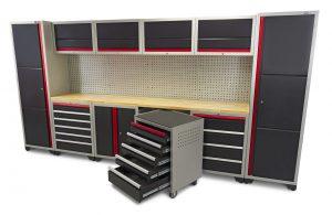 Modulaire Werkplaats Systemen (Compleet)