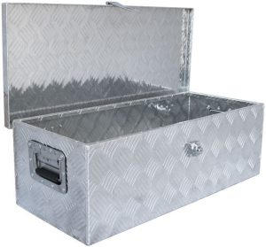 Aluminium Transport Kisten