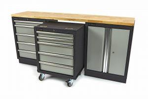 Modulaire Werkplaats Systemen (Zelf Samenstellen)